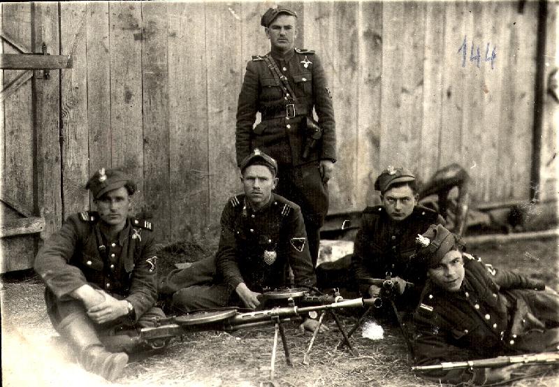 Żołnierze Wyklęci – Polskie powojenne podziemie niepodległościowe i antykomunistyczne.