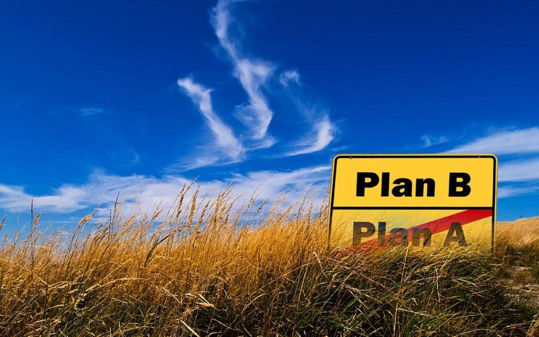 Wstęp do gorczycy nr 19 – Szef planu B