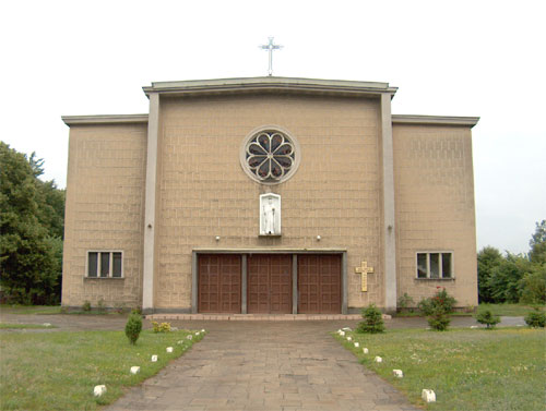 Parafia pw. Chrystusa Króla (Gdynia)