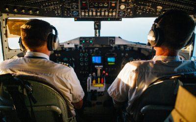 Czas na pilotów