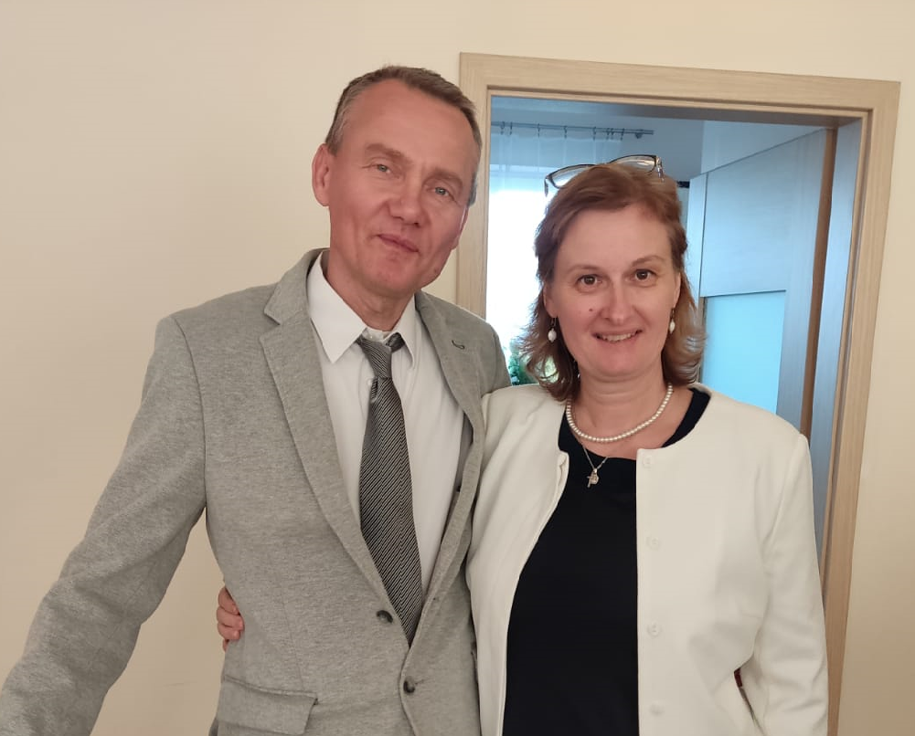 Magda i Adam Chmielewscy